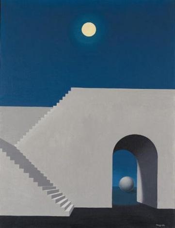 rené-magritte-architecture-au-clair-de-lune